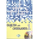 English with crosswords 1 + CD-ROM