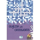 English with Crosswords 3 + CD-ROM ELI