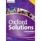 Oxford Solutions Intermediate podręcznik Oxford