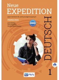Neue Expedition Deutsch 1 podręcznik PWN