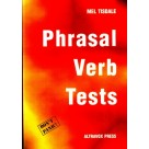 Phrasal Verb Tests ALTRAVOX PRESS