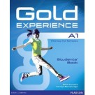 Gold Experience A1 - Students' Book with DVD-ROM LONGMAN