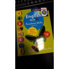 English Book 1 School SkillsFirst Words, Letters and Sounds PRIM-ED