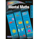 New Wave Mental Maths 6 Sixth Class PRIM-ED