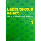 Latini textus selecti Brevique adnotatione instructi 1 MODERN
