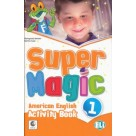 Super Magic American English 1 ćwiczenia ELI