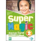 Super Magic American English 2 podręcznik ELI
