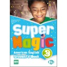 Super Magic American English 3 podręcznik ELI