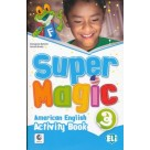Super Magic American English 3 ćwiczenia ELI