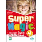 Super Magic American English 4 podręcznik ELI