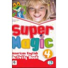 Super Magic American English 4 ćwiczenia ELI