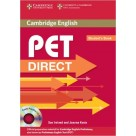 PET Direct podręcznik CAMBRIDGE