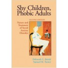 Shy Children Phobic Adults APA