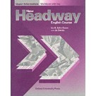 New Headway Upper-Intermediate ćwiczenia z kluczem OXFORD