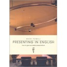 Presenting in English How to Give Successful Presentations THOMSON