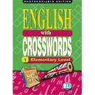 ENGLISH WITH CROSSWORDS 1 - do kopiowania