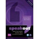 Speakout Upper Intermediate podręcznik + ActiveBook + MyEnglishLab PEARSON
