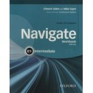 Navigate: Intermediate B1+ workbook