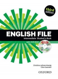 English File third edition Intermediate Student's Book with iTutor
