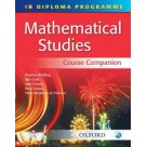 Mathematical Studies Course Companion IB Diploma OXFORD