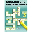 ENGLISH WITH CROSSWORDS 2 - INTERMEDIATE