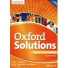 Oxford Solutions Upper-Intermediate podręcznik