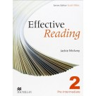 Effective Reading Pre-Intermediate MACMILLAN