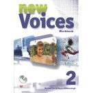 New Voices 2 ćwiczenia + CD MACMILLAN