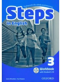 STEPS IN ENGLISH 3 Ćwiczenia Oxford