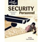 CAREER PATHS: Security Personnel Student's Book